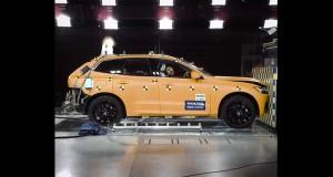 Zobacz jak Volvo sprawdzało poziom bezpieczeństwa XC60