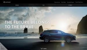 Lexus rozpoczyna działalność w Indiach