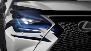 Odświeżony Lexus NX zadebiutuje w Szanghaju
