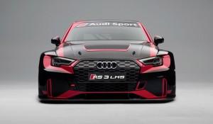 Audi RS 3 LMS na specjalnym pokazie poprzedzającym Poznań Motor Show 2017