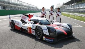 Dwa samochody Toyota GAZOO Racing wystartują w Silverstone