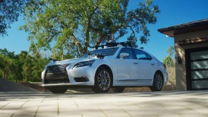 Dlaczego testowe samochody autonomiczne to hybrydy?