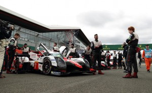 Toyota Gazoo Racing wygrała w Silverstone