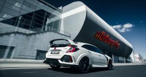 Coś dla Hondziarzy: nowy rekord na torze Nürburgring