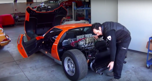 Gdyby ktoś chciał posłuchać Lamborghini Miura!