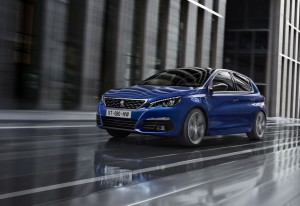 Nowy Peugeot 308 - pełen zaawansowanych technologii