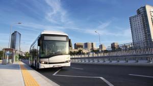 Pierwsze elektryczne Solarisy trafią do Francji