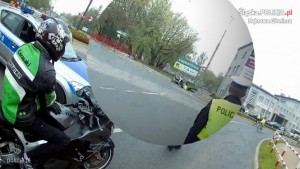 Policja poszukuje sprawcy potrącenia policjanta