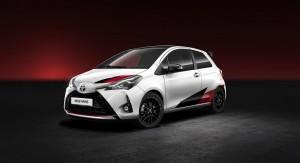 210-konna Toyota Yaris zadebiutuje w Genewie