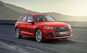 Nowe Audi SQ5: teraz z silnikiem benzynowym