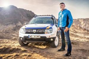 Zagraj z WOŚP i Renault Polska o rajdową przygodę z Krzysztofem Hołowczycem