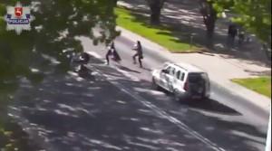 82-latek potrącił kobietę na przejściu dla pieszych