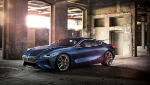 Tak wygląda koncepcyjne BMW Serii 8