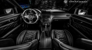 Carlex Design zmodyfikował Mercedesa C63 AMG