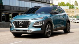 Hyundai Kona: nowy crossover z Korei Południowej