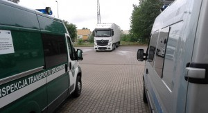 Kierowca ciężarówki miał 11 minut przerwy podczas 13 godzin jazdy