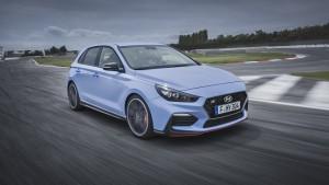 Hyundai zaprezentował model i30 N