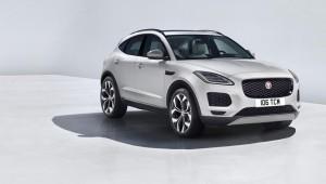 Jaguar E-Pace: kolejny SUV w gamie brytyjskiego producenta
