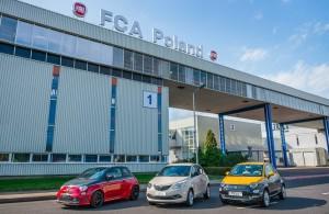 FCA Poland liderem w produkcji samochodów w Polsce w 2016 roku