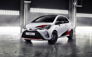 Za kilka dni ruszy sprzedaż Toyoty Yaris GRMN przez internet