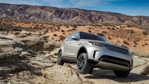 Goodyear dostawcą opon fabrycznych dla Jaguara i Land Rovera
