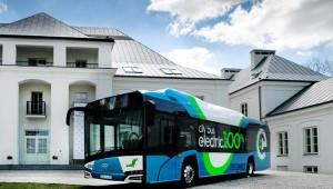 Elektryczne Solarisy trafią do Rumunii