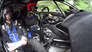 Jak wygląda jazda rajdówką z zepsutym wspomaganiem kierownicy?
