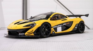 McLaren P1 GTR do kupienia za 12 mln zł