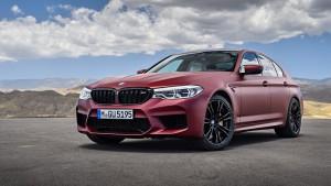 Oto nowe BMW M5!