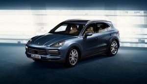 Zdjęcia nowego Porsche Cayenne wyciekły do internetu