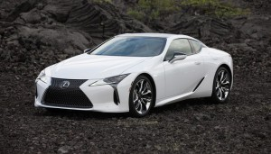 Skąd się wzięły nazwy modeli Lexusa?