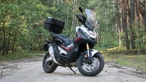 Test Honda X-ADV