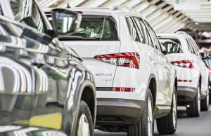 Dwa miliony samochodów z fabryki w Kvasinach