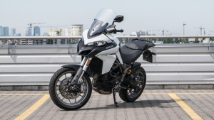 Test Ducati Multistrada 950