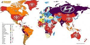 Najbardziej poszukiwane samochody świata