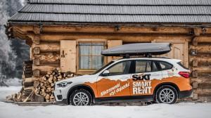 Smart Rent – usługa wynajmu samochodów na minuty na terenie Zakopanego i okolic