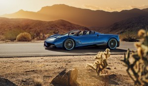 Pagani Huayra Roadster: piękna bestia