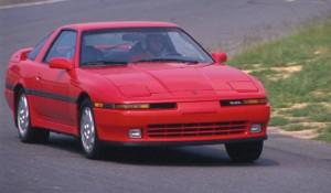 Fabrycznie nowa Toyota Supra Turbo z 1990 roku na sprzedaż