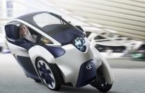 Dla kogo ma być Toyota i-Road?