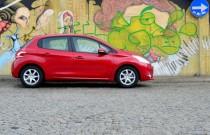 Peugeot 208: miejski zawodnik