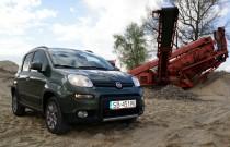 Testujemy: terenowa waga piórkowa, czyli Fiat Panda 4x4