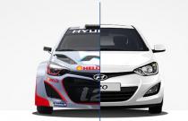 Czy samochody WRC mają tak naprawdę coś wspólnego z seryjnymi?