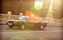 Classicauto przedstawia: BMW E32 750