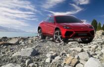 Lamborghini Urus ze... Słowacji