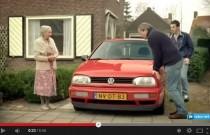Reklamy warte uwagi: VW Golf