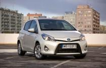 Toyota Yaris HSD - hybryda dla każdego