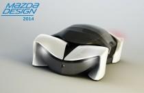 1237 prac w konkursie Mazda Design 2014