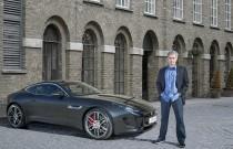 Jose Mourinho i jego Jaguar F-type Coupe