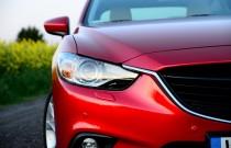 Japońska piękność - Mazda 6