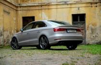 Audi A3 Limousine. Elegancja w sportowym stylu.